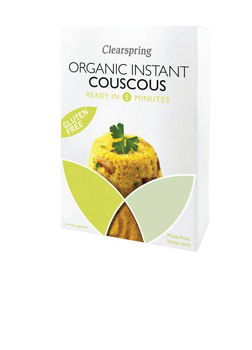 Clearspring Organic Instant Couscous 200g